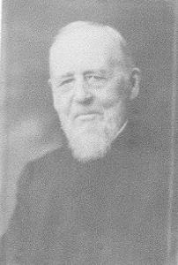 Portrait of John Funk